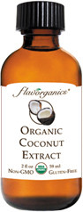 Click here to purchase Organic Coconut Extract