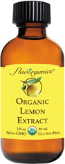 Organic Lemon Extract [fla-001078.jpg]