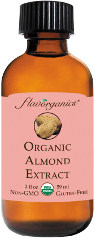 Click here to purchase Organic Almond Extract